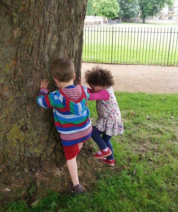 Christchurch meadows tree climbing attempt - Oxon bloggers