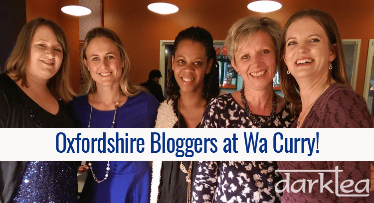 oxfordshire bloggers at wa curry