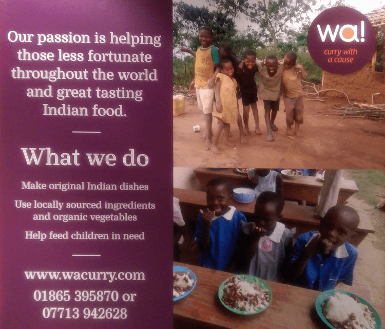 wa curry currywithacause