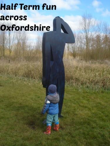 Half Term fun across Oxfordshire