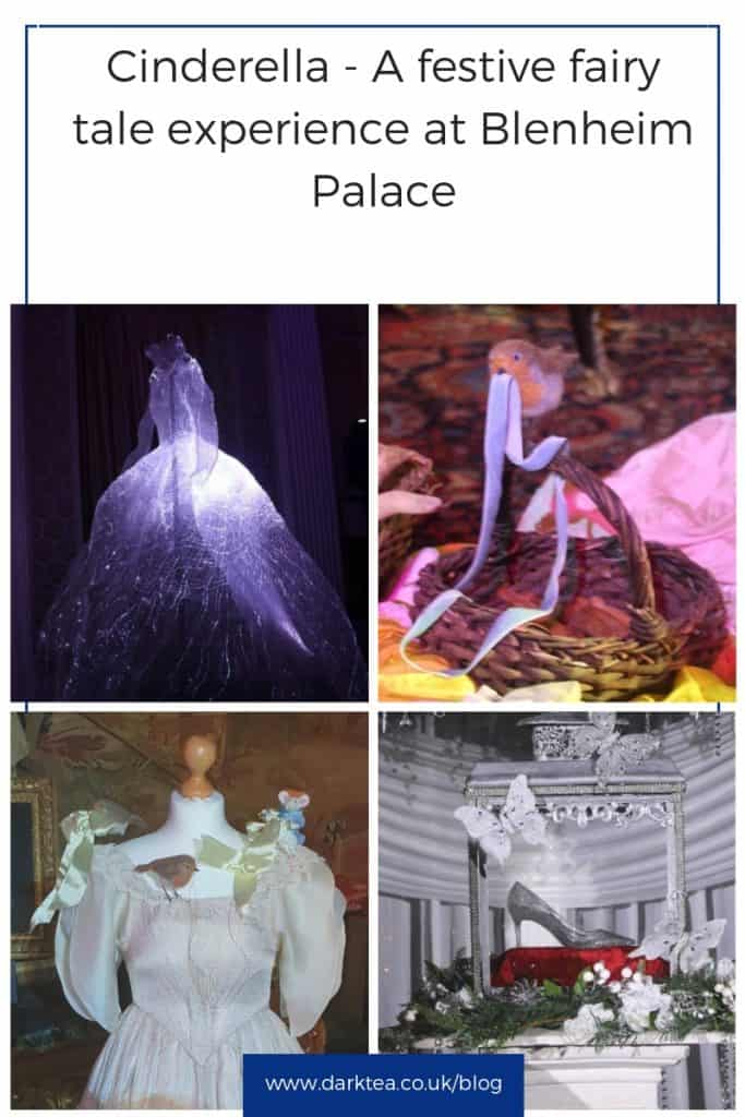 Blenheim Palace fairytale experience