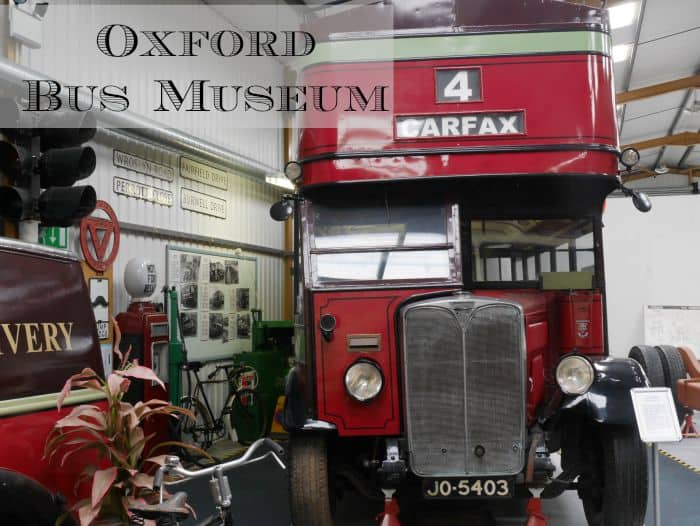 oxford bus museum