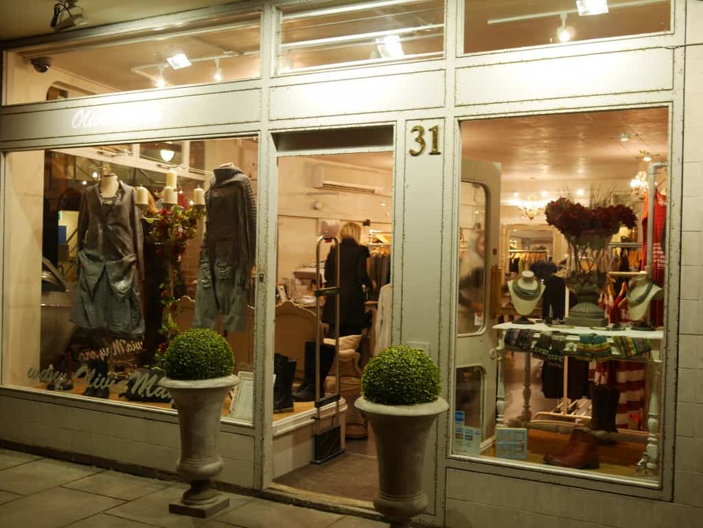 Olivia May boutique, Oxford