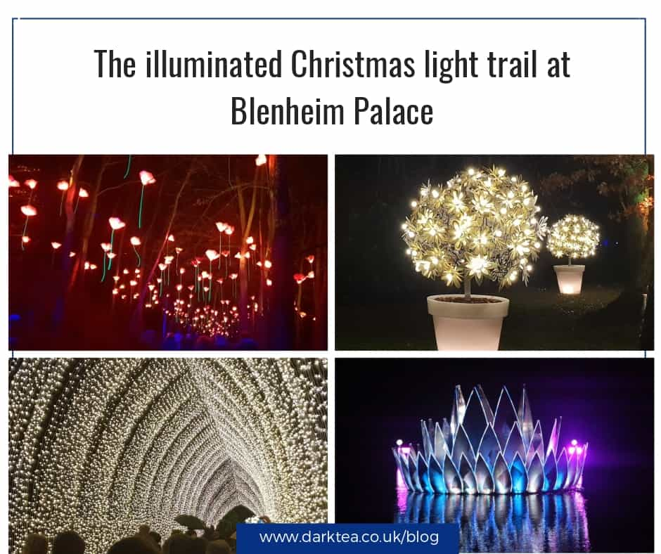 Christmas Lights at Blenheim