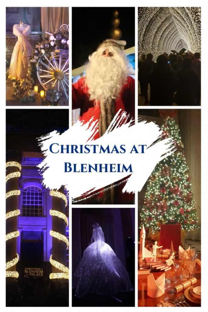 Christmas at Blenheim