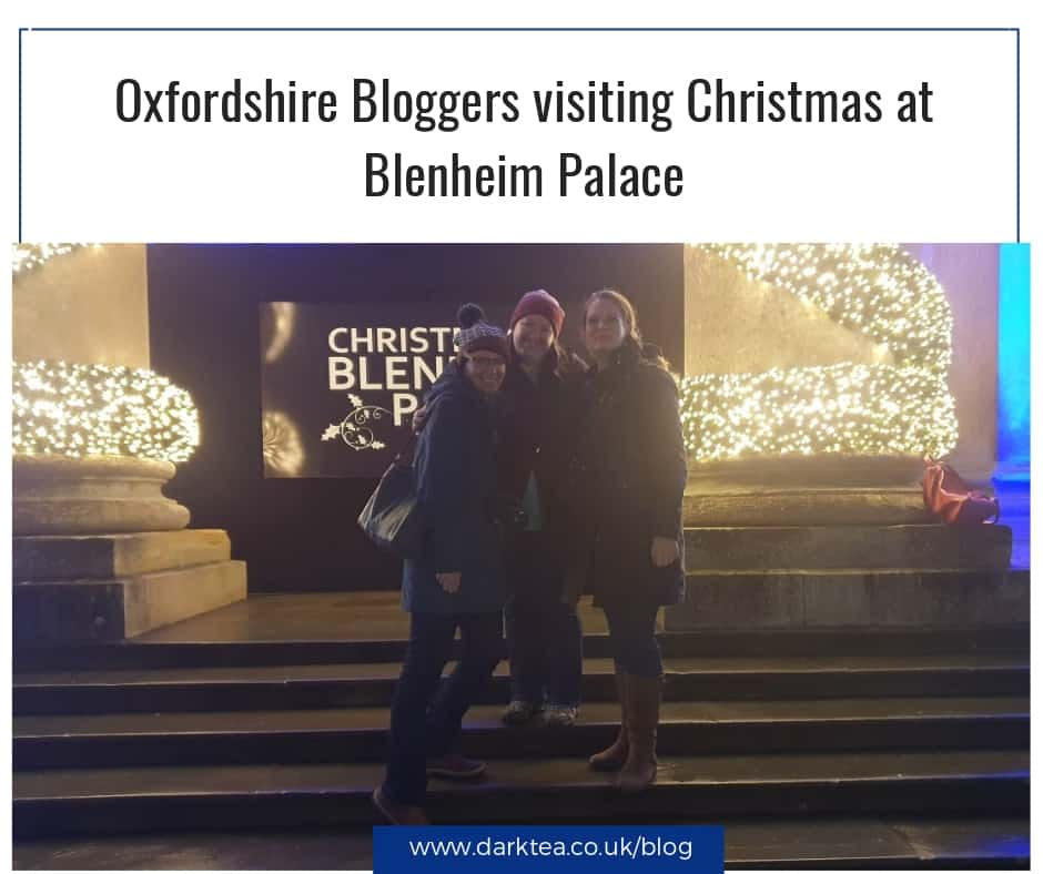 Oxfordshire Bloggers at Blenheim Palace